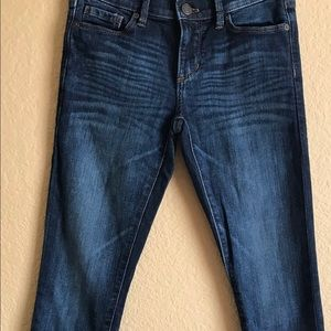 Banana republic denim medium wash ankle skinny